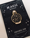 Magic bottle - Enamel Pin Badge Brooch