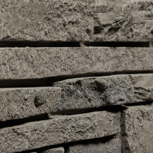 Stacked Stone - Grey Blend $12.99 /SQ FT - oc stone decor