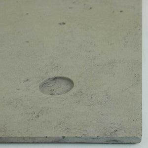RealCast Slab - Natural Grey - 24x48 $17.00 /SQ FT - oc stone decor