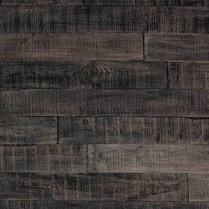 Wood Wall Planks - BLACK-ISH - oc stone decor