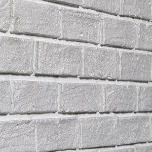 classicBRICK - Vintage White $11.99 /SQ FT - oc stone decor