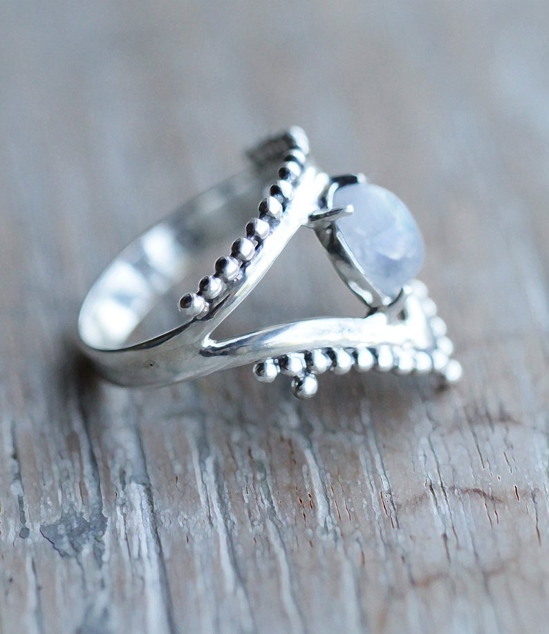 Double Strap Ring