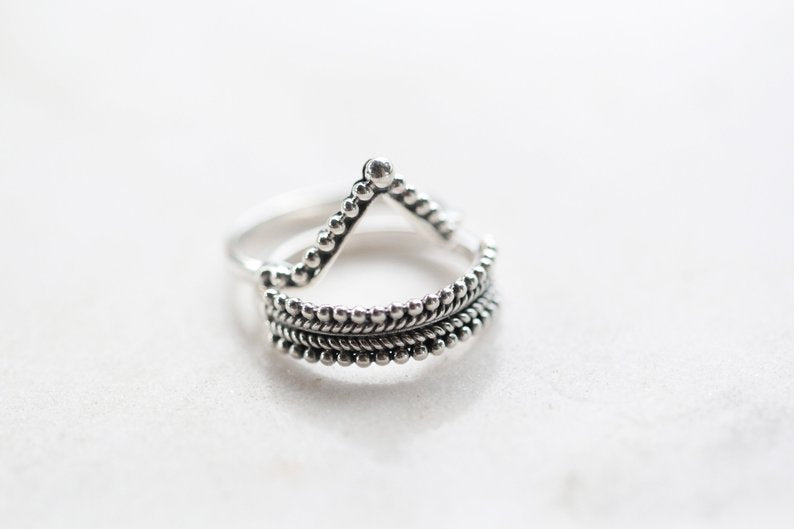 Handmade Ring Set