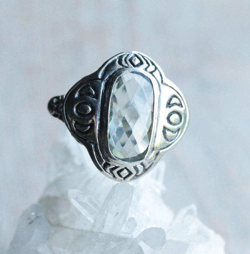 Alchelois Engagement Ring
