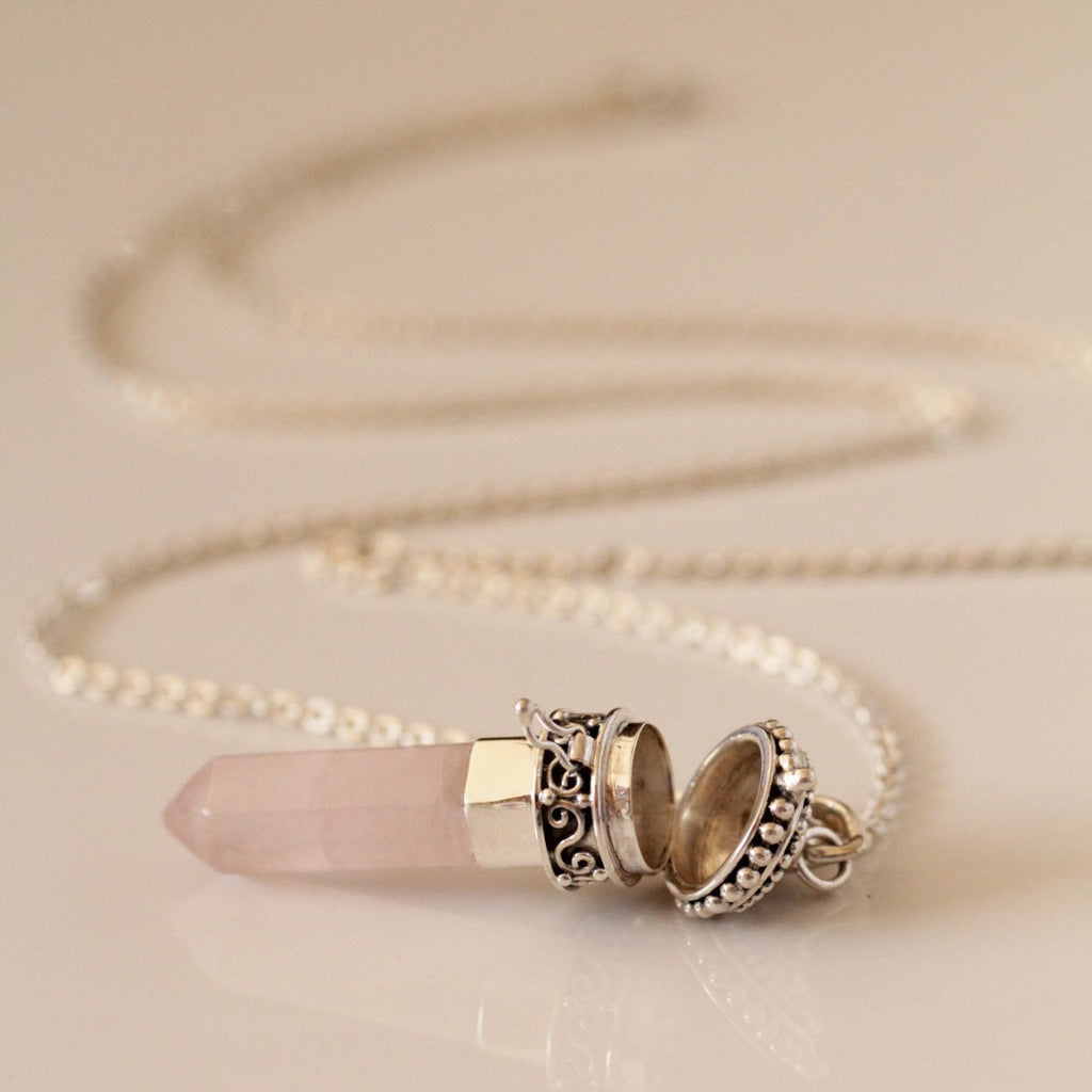 Rise Rose Locket