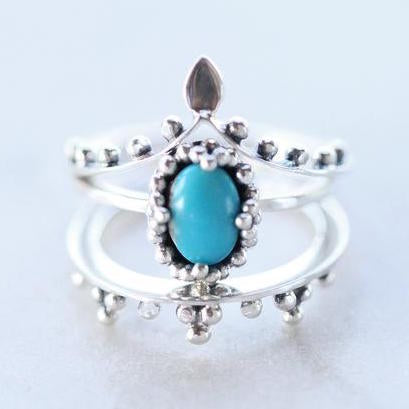 Pristine Stacking Ring