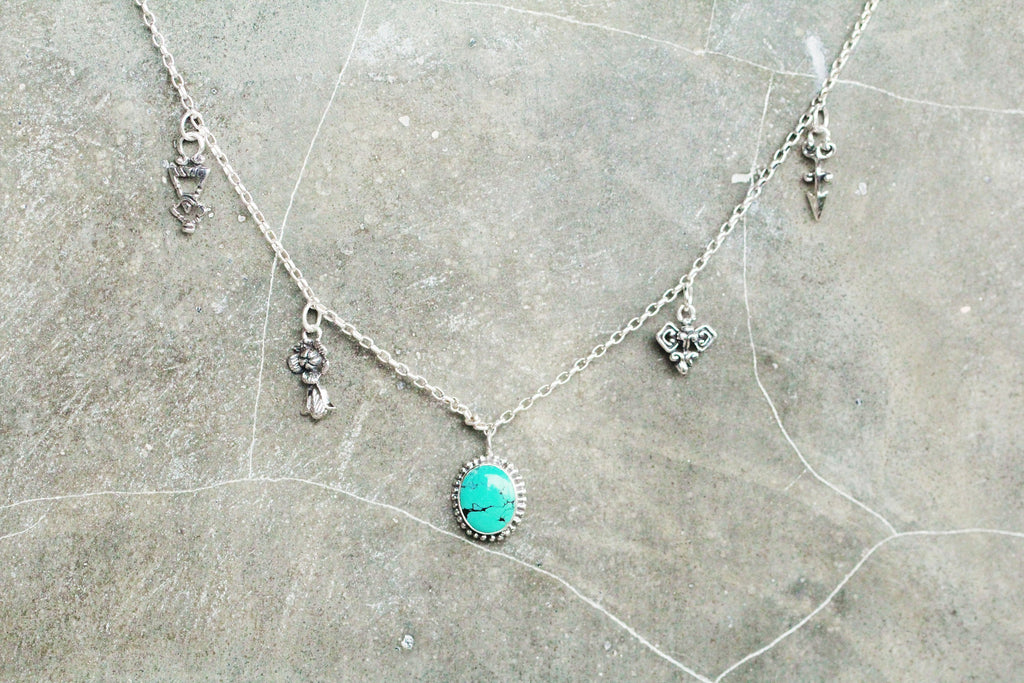 Inclination Turquoise