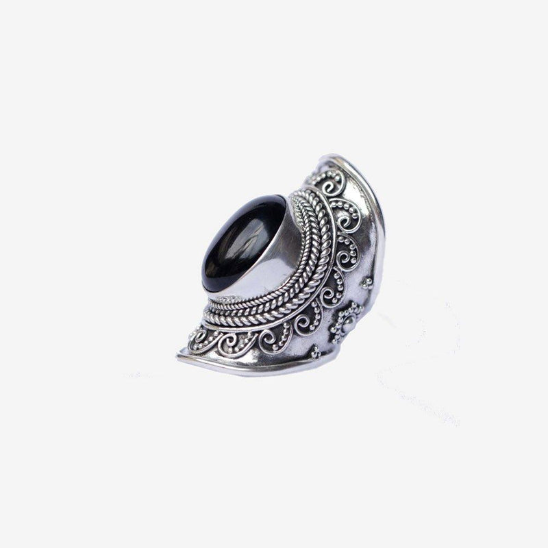 Dark Love Ring