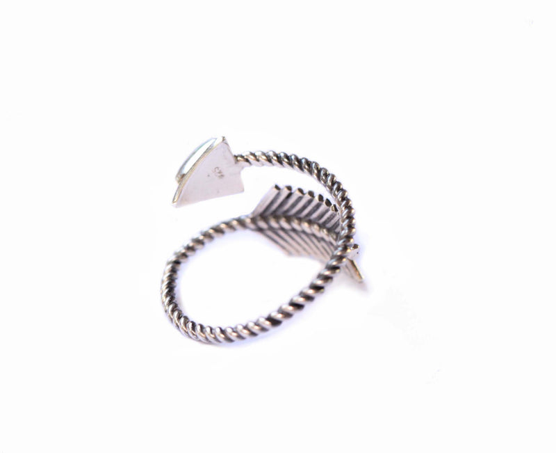URQUOISE NATURAL ARROW RING