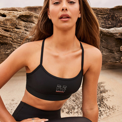Training Day Sports Bra