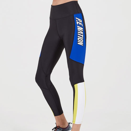 MOTION STRIKE LEGGING
