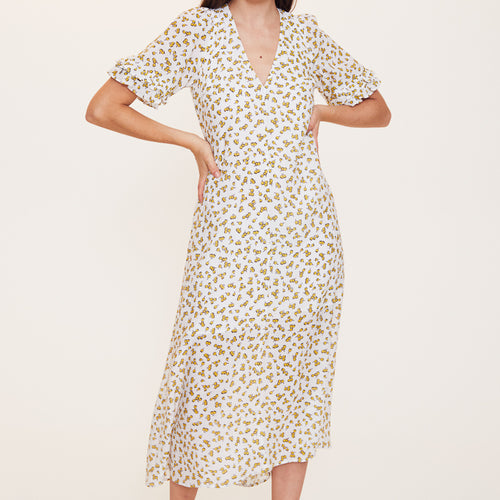 Love Rollercoaster Midi Dress