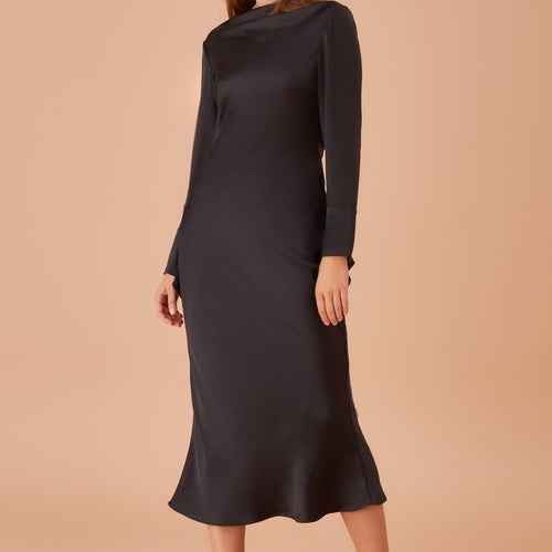 MANOR LONG SLEEVE DRESS