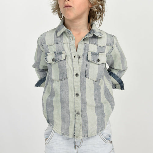 Kids Stripe New Vintage Shirt