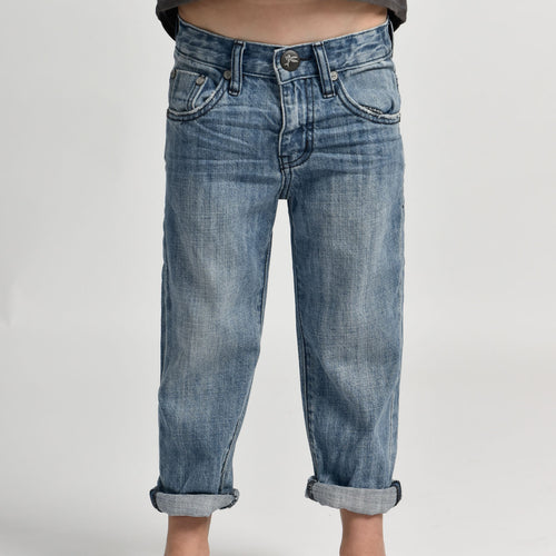 Kids Awesome Baggies - Straight Leg Jean