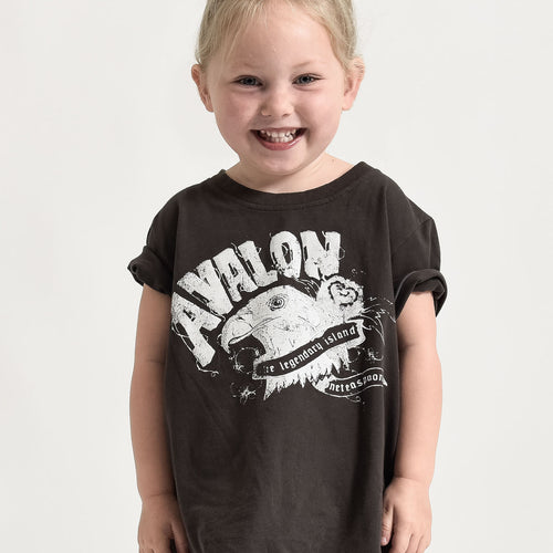Kids Avalon Eagle Tee