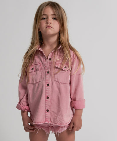 Desert Dance Kids Short Sleeve Shirt