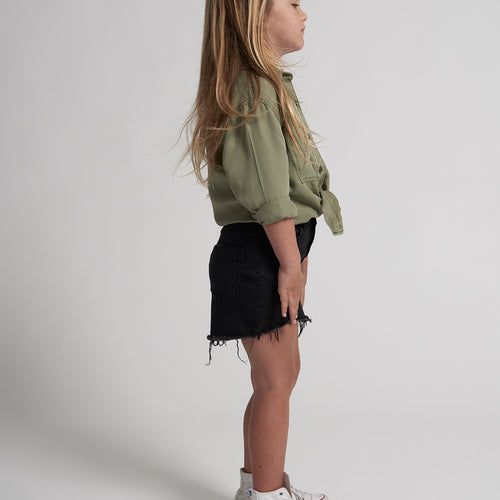 Kids 2020 High Waist Mini