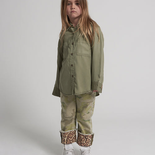 Kids Khaki Soho Shirt