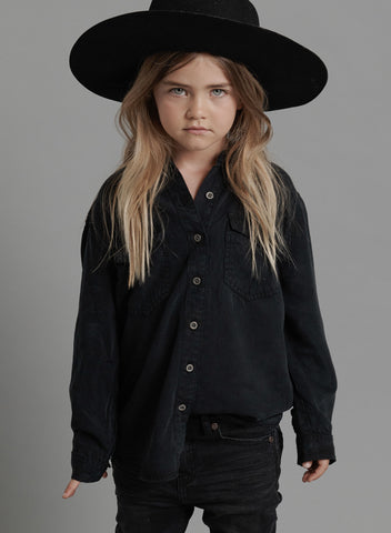 Kids White Soho Shirt