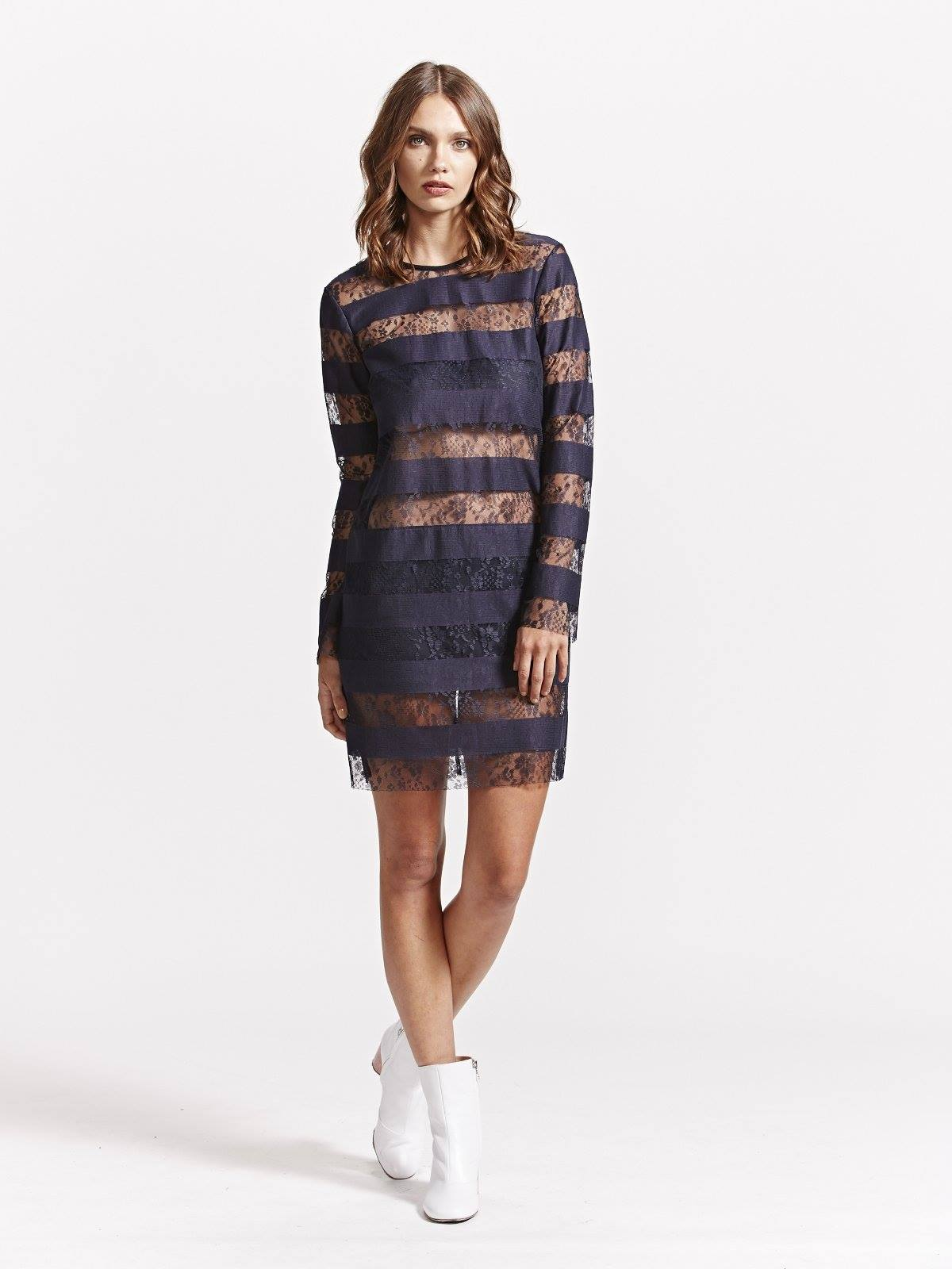 Rafa Lace Mini Dress