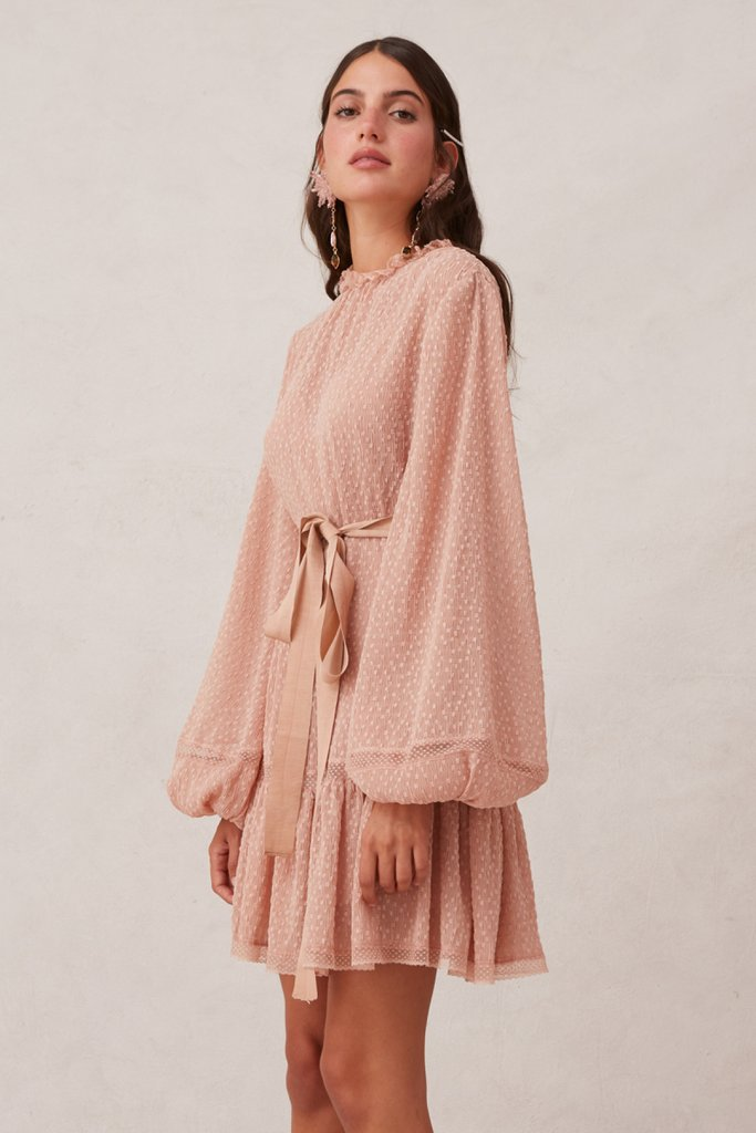 Murmur Long Sleeve Dress
