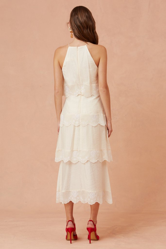 High Hopes Midi Dress