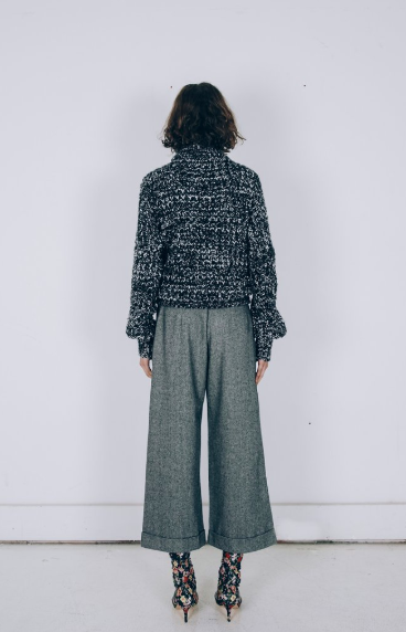 Andre Tweed Trouser