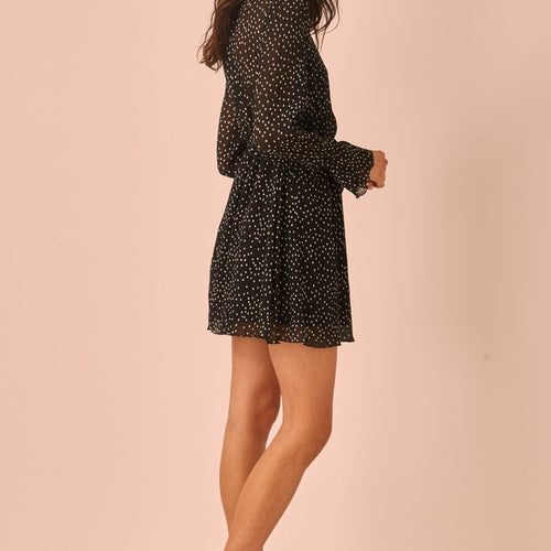 Assemblage Long Sleeve Dress