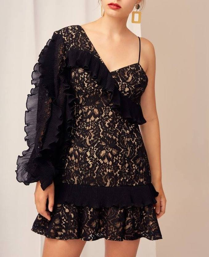 Timeless Lace Dress
