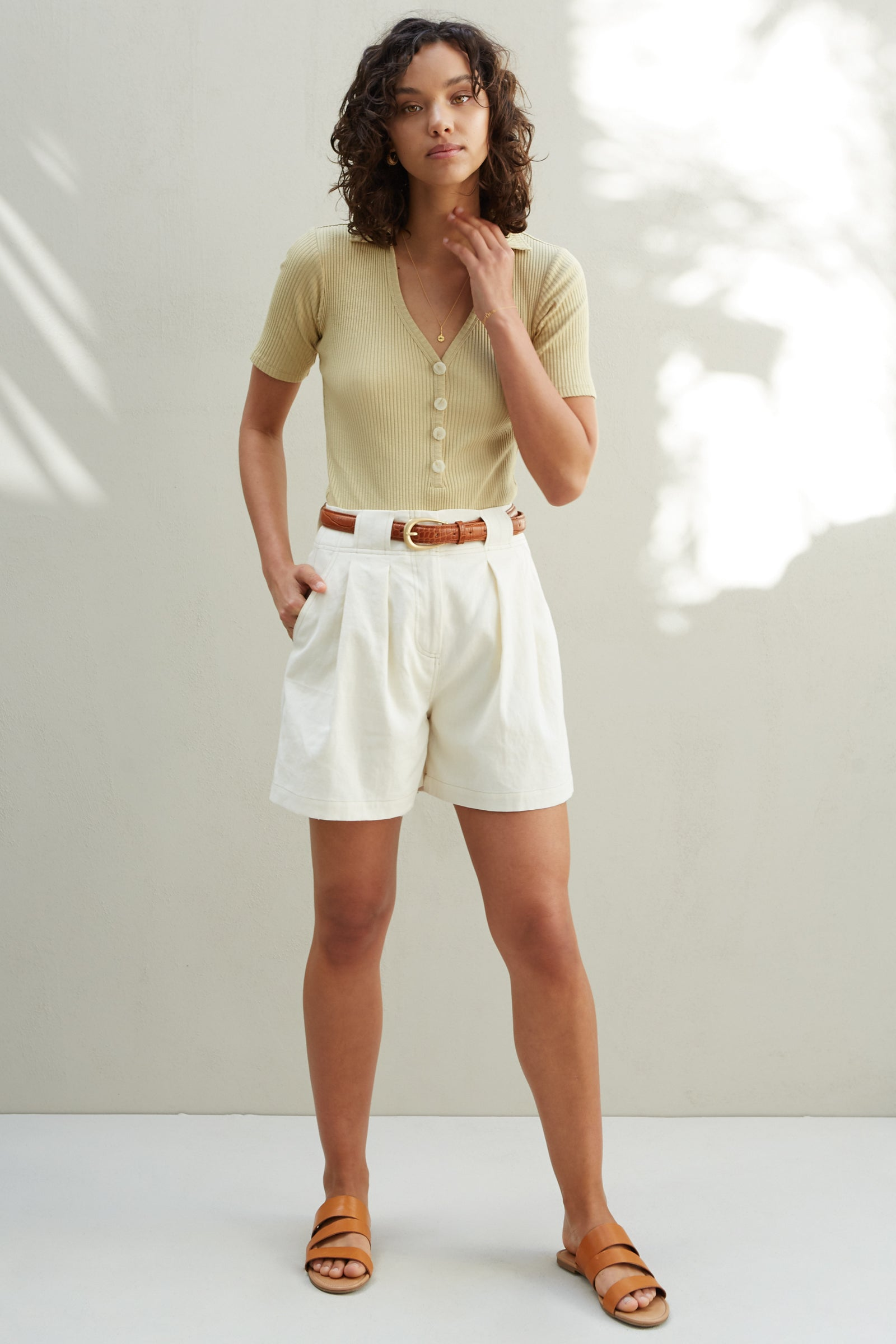 The Leia Shorts