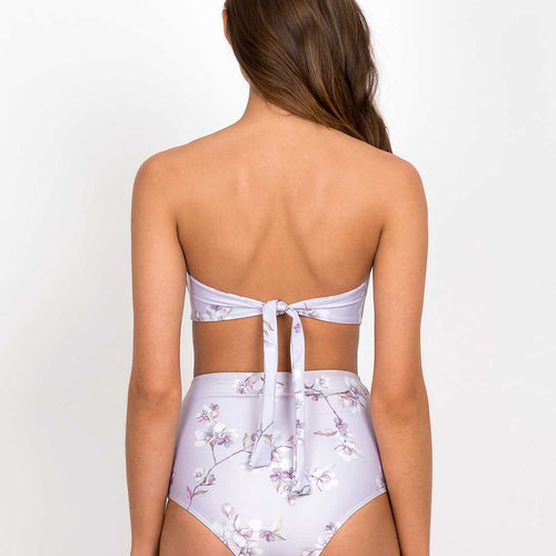Blossom Pintucked Bandeau