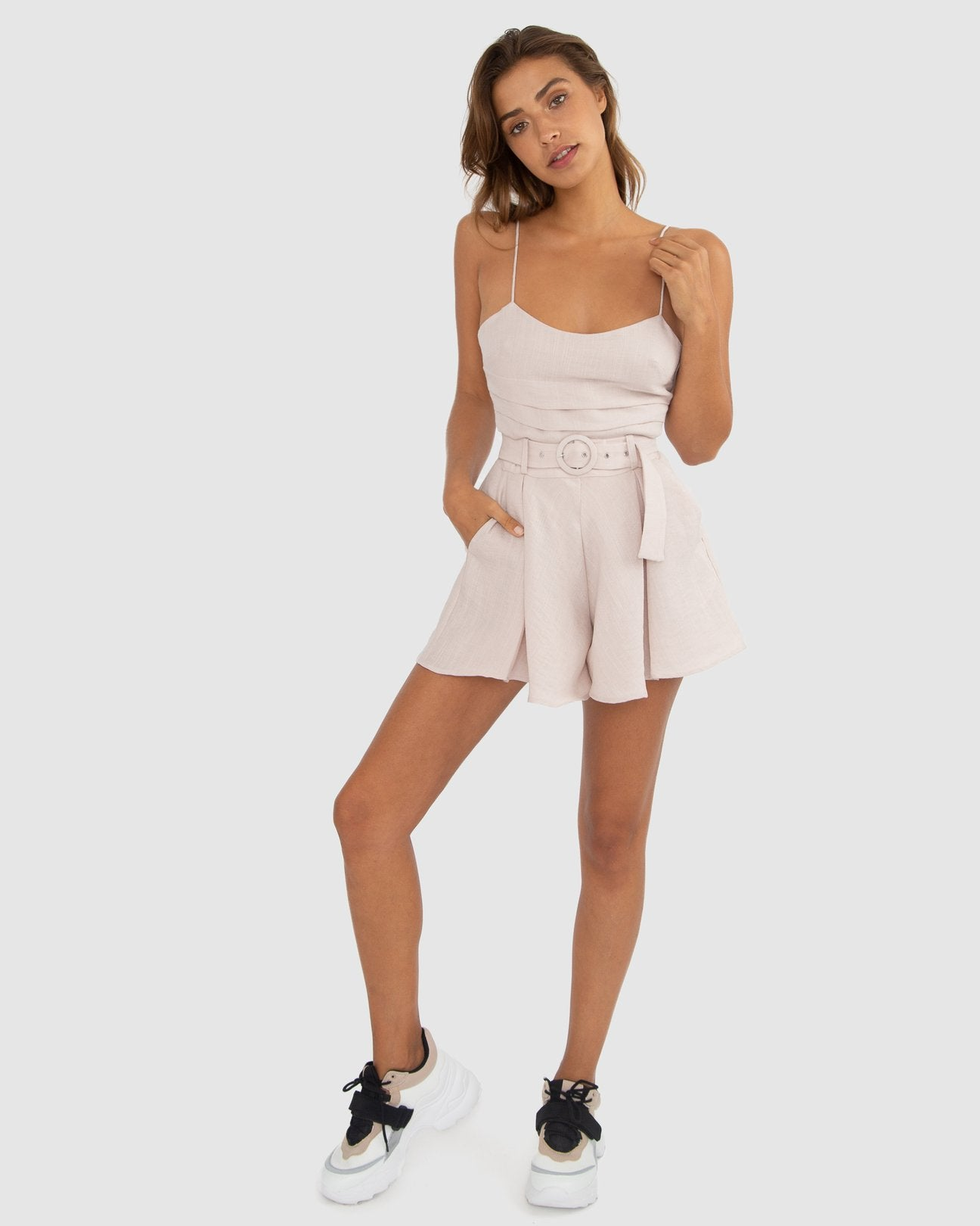 Amoureaux Playsuit