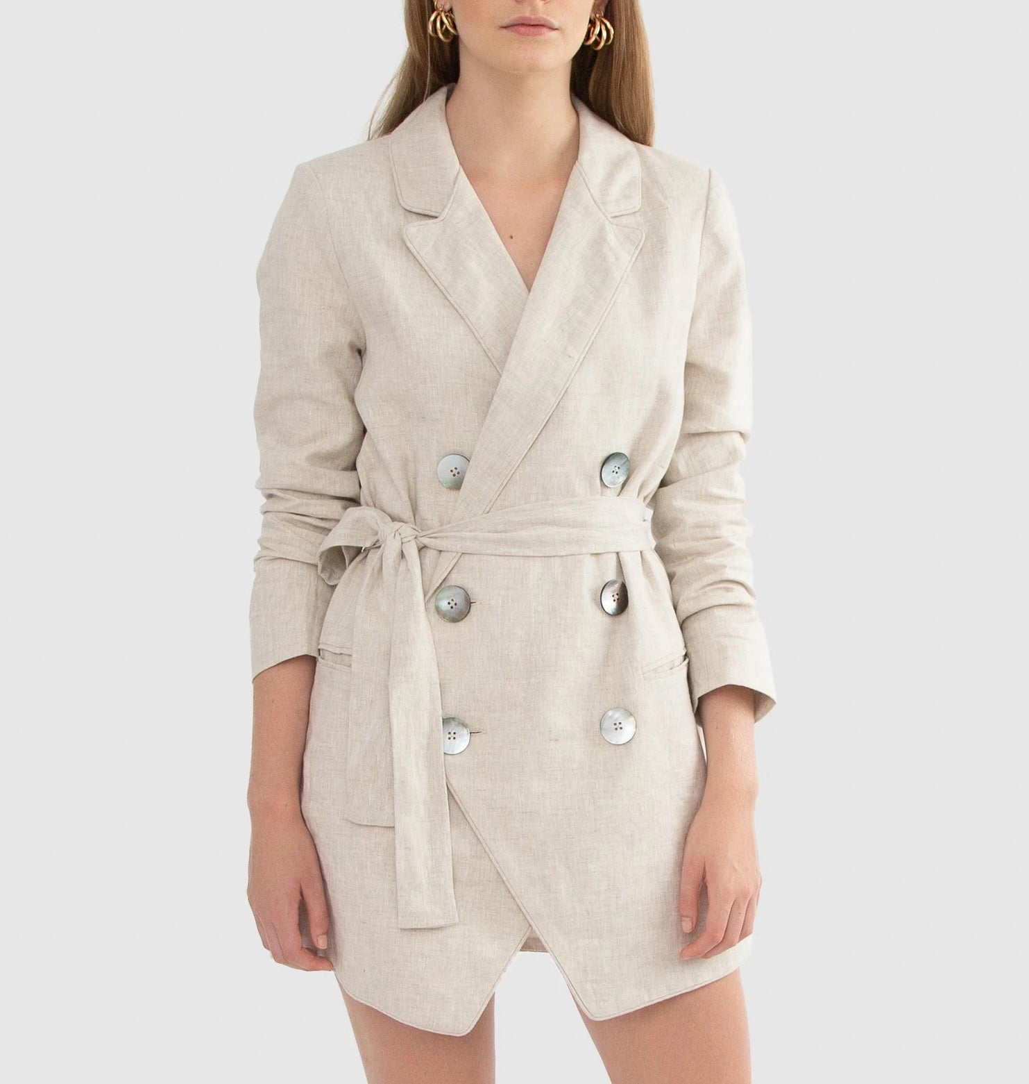 Joelle Blazer Dress