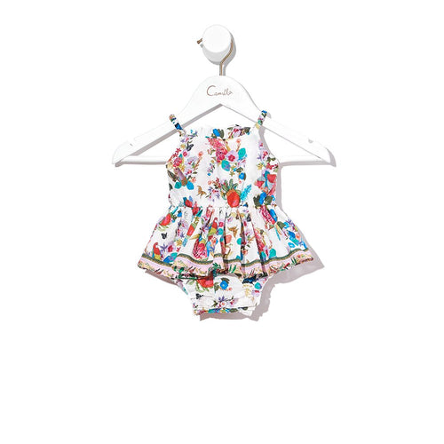 Homeward Found Baby Jump Dress