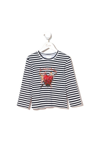 Kindred Skies Infants Print Back Jumper