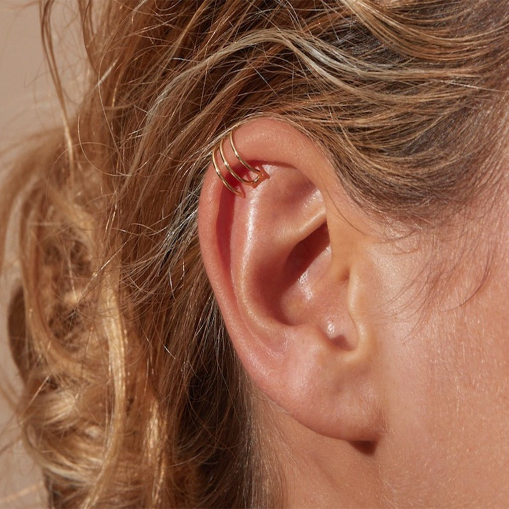 Purity Ear Cuff