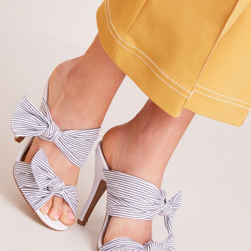 In Touch Stripe Heel