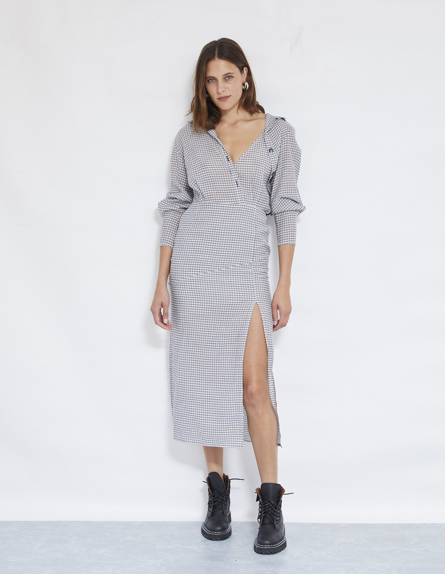 Bam Bam Shirt Dress