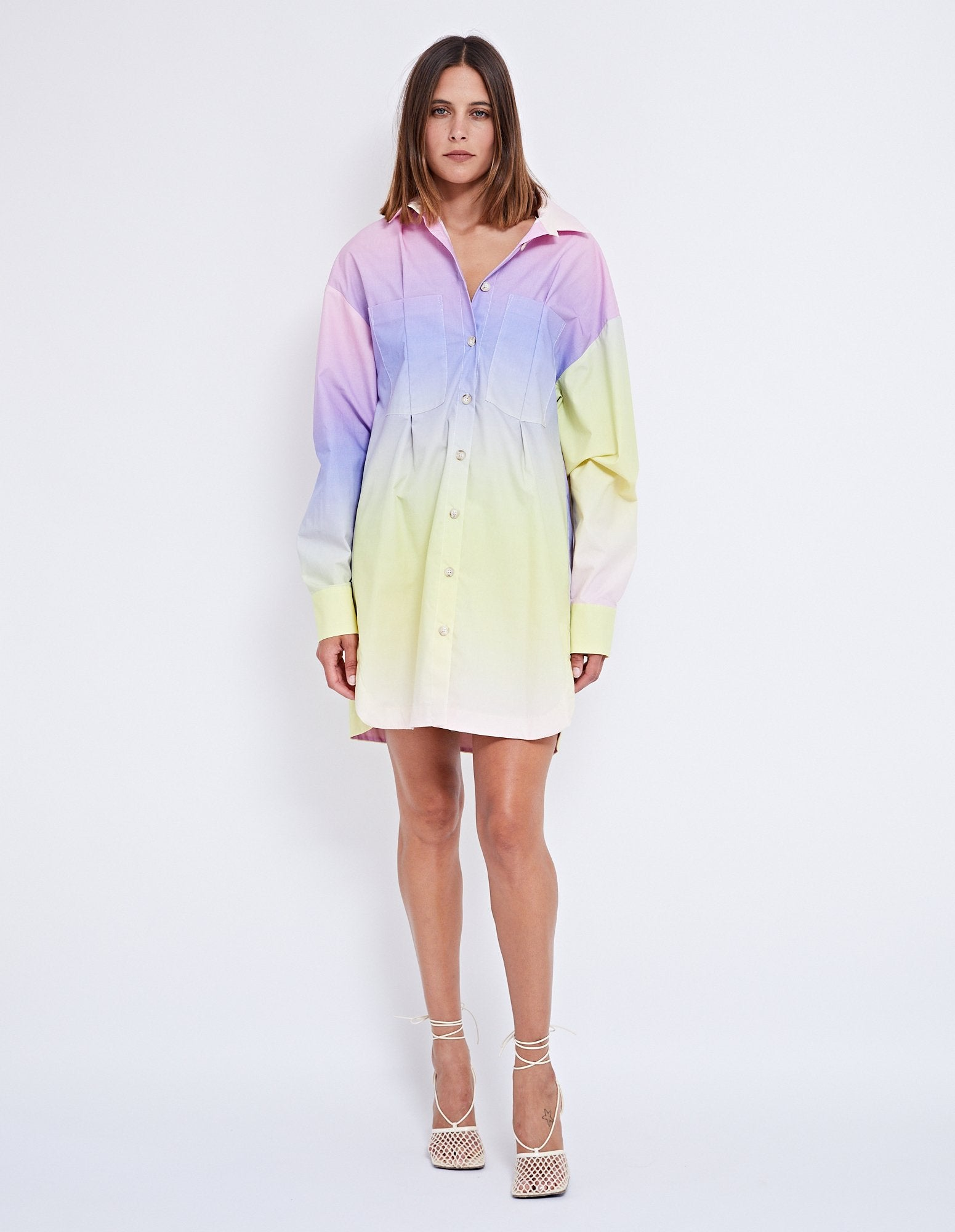 Ilio Shirt Dress