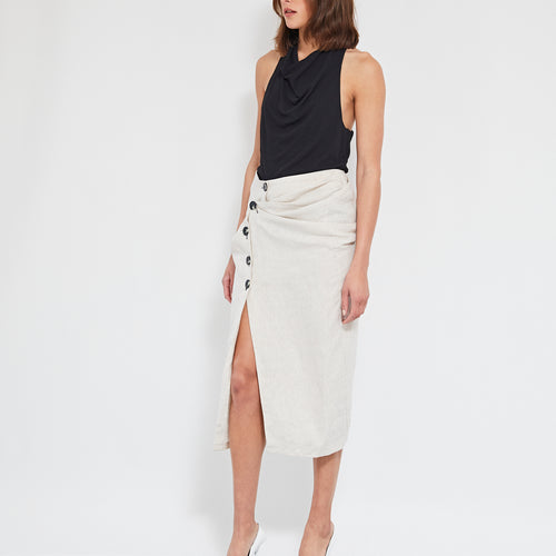 Morillo Twist Skirt