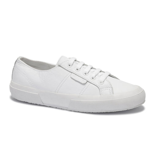 2750 Tumbled Leather White