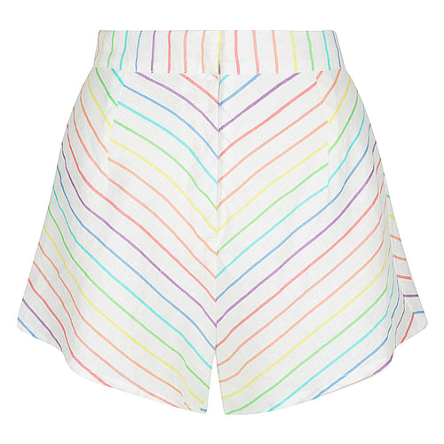Candy Stripe Short