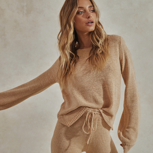 Celeste Jumper / Pant Knit Set
