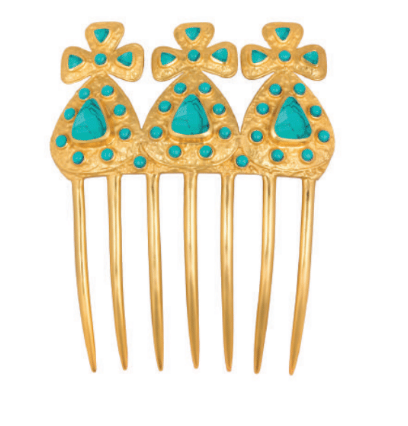 Wild Woman Hair Comb
