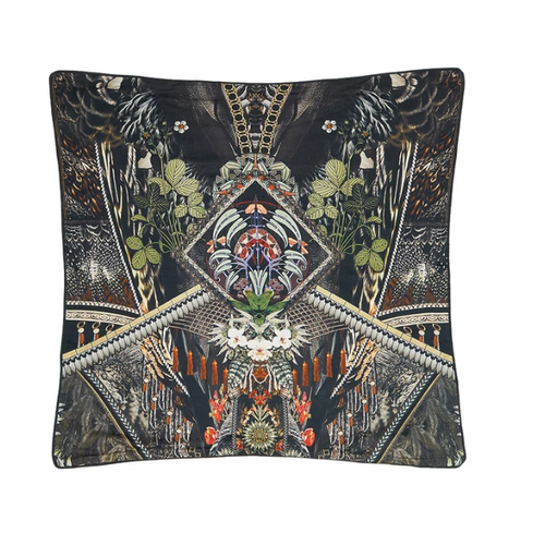 Botanical Chronicles Large Square Cushion