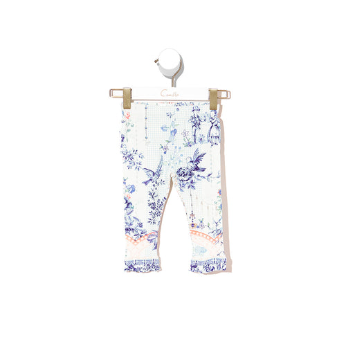 Petit Dreamer Babies Leggings with Frills