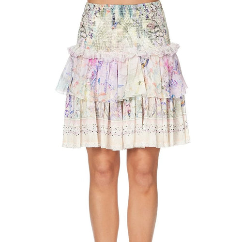 Mermaid Milla Layered Frill Skirt
