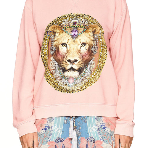 Blanche s Blessings Round Neck Sweater a3416e0d4