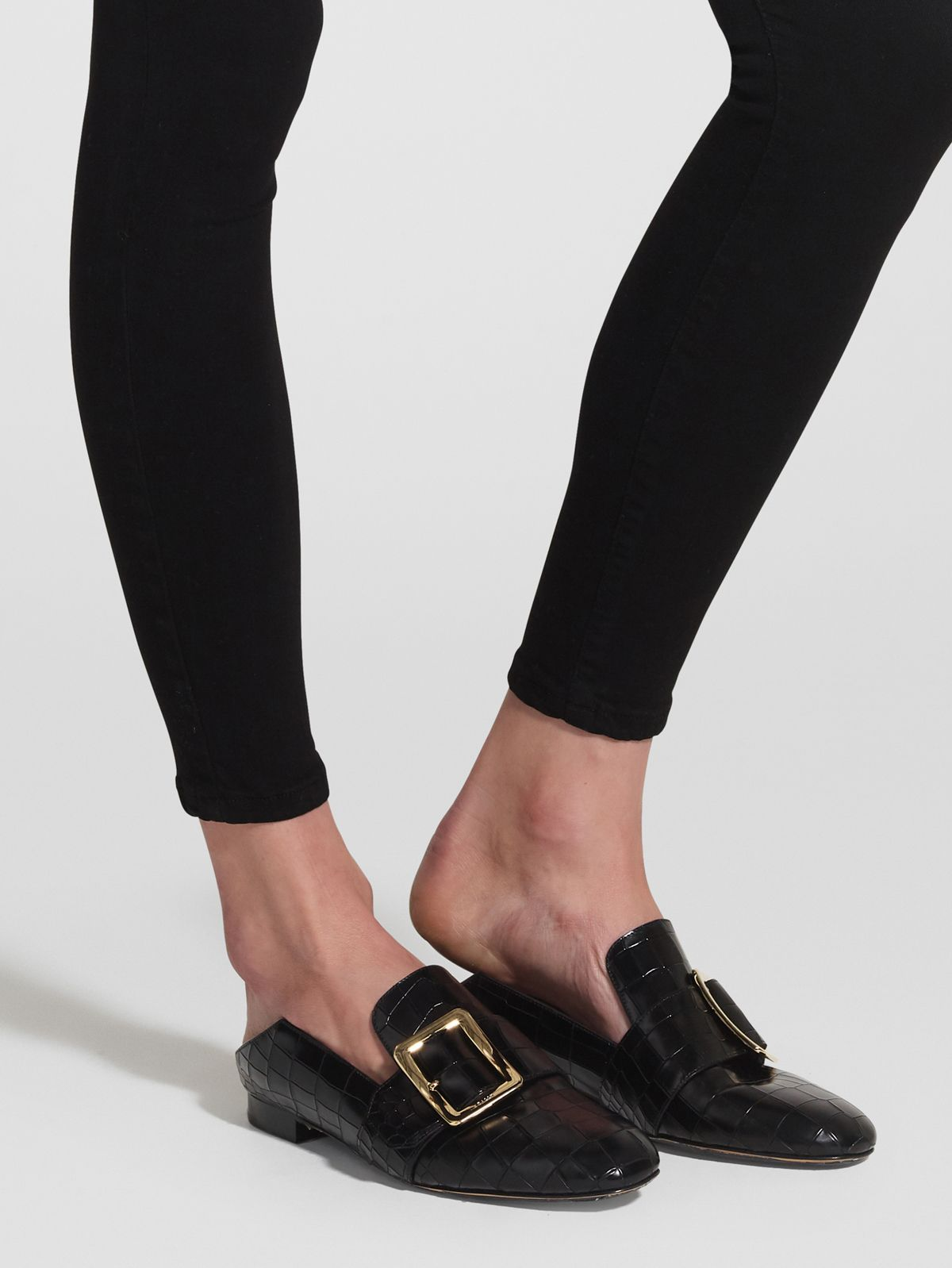 Siren Skinny Ankle Power Black